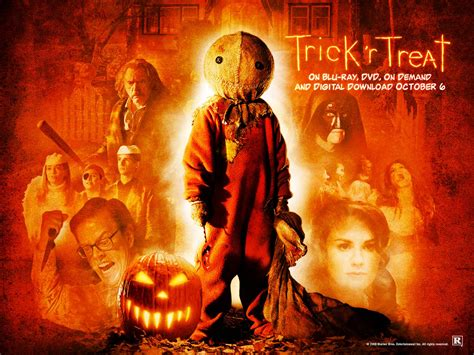 trick  treat wallpapers wallpaper cave