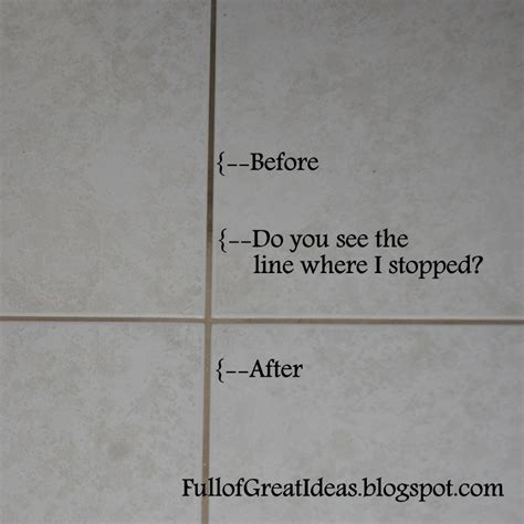 hometalk the absolute best way to clean grout 4