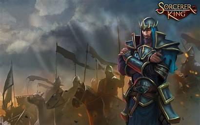 King Sorcerer Wallpapers Pixelstalk Wincustomize Wiki