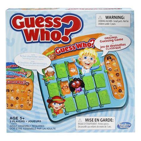Hasbro Gaming Guess Who? Walmartca