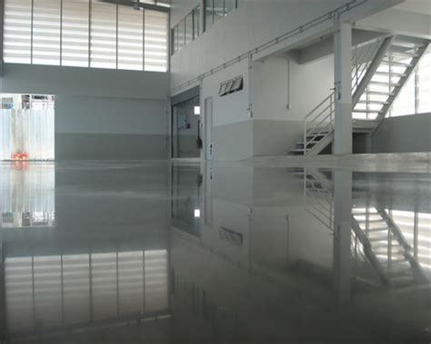 Polished Concrete flooring, Seamless Terrazzo Floors