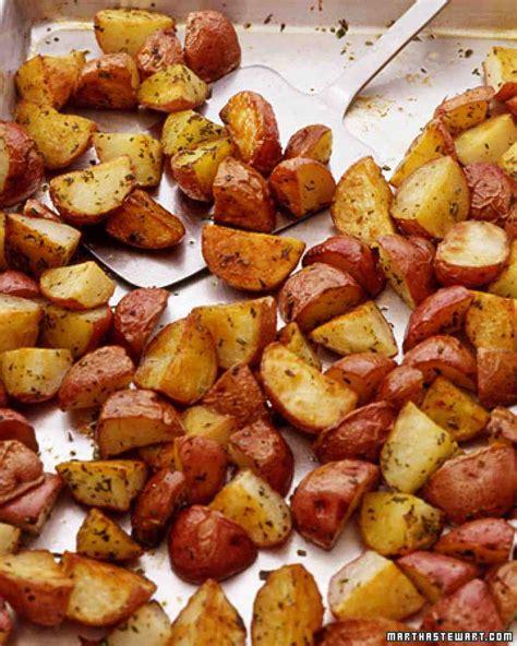 potato recipr oven roasted red potatoes recipe dishmaps