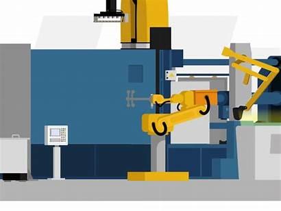 Robotic Arm Dribbble