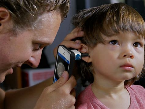 Using An Iphone App To Diagnose Ear Infections At Home