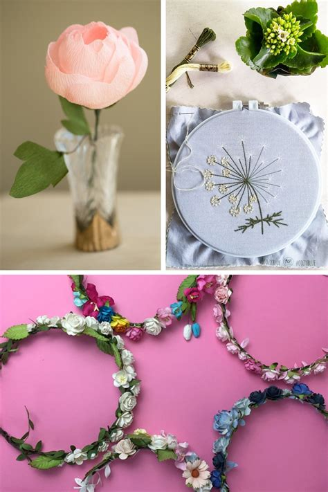 spring crafts      creative spirit