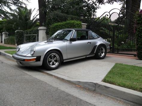 Sell Used 1979 Porsche 911 Sc Targa 84000 Miles, Awesome