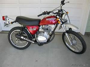 1975 Honda Xl 100