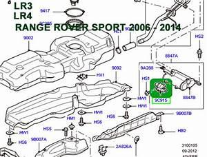 Land Rover Fuel Valve Leak Detector Lr3 Lr4 R Rover Lr2