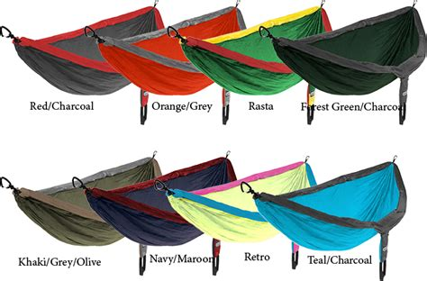 eno hammock colors nest hammock