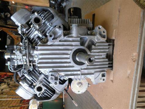 Kawasaki 25 Hp Engine by New 25 Hp Kawasaki Engine Fh721v Es24 S Lawn Mower