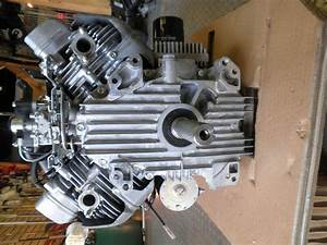 New 25 Hp Kawasaki Engine Fh721v