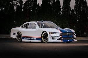 Ford Unveils All-New 2020 NASCAR Xfinity Series Mustang - The Lasco Press