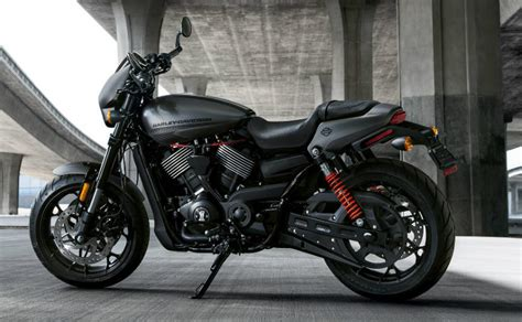 Harley-davidson Street Rod 750 Launched In India