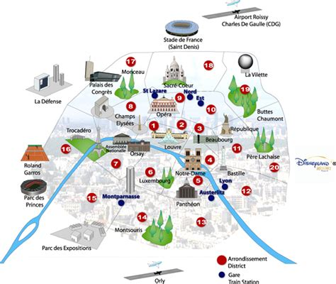 Carte Avec Monuments Historiques by Carte De Et Monuments My