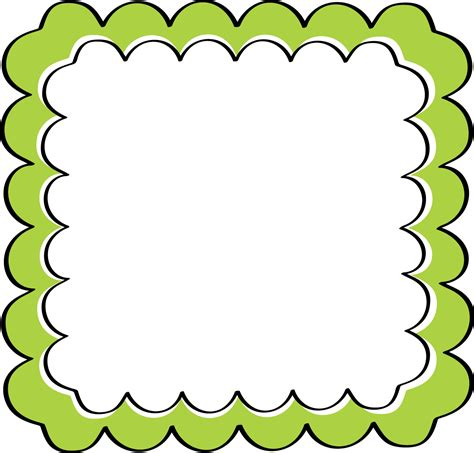 clipart frame feelings clipart border pencil and in color feelings