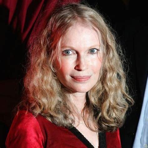 Actress Mia Farrow Biography