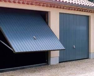 Bastia alu technie porte de garage basculante for Porte de garage basculante pour modele de porte exterieur en pvc