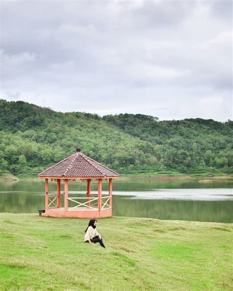 #waduk #embung #rawawaduk gunung rowo pati adalah salah satu bendungan yg termasuk besar di kota pati. Wisata Waduk Sermo Kulon Progo Yogyakarta | Bara Outdoor