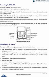 Grandstream Networks Grp2612p Ip Phone User Manual