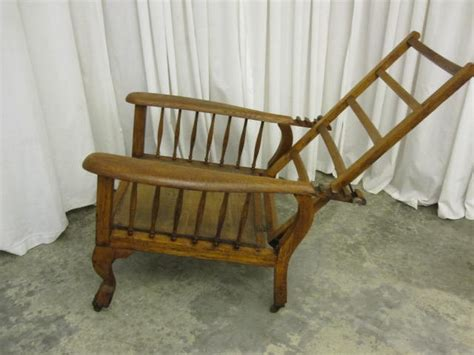 vintage recliner chair antique morris recliner chair style awesome ebay 3252