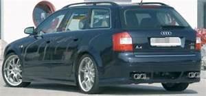Audi A4 B5 Tuning Teile : heckansatz avant rieger tuning audi a4 b6 b7 jms ~ Jslefanu.com Haus und Dekorationen