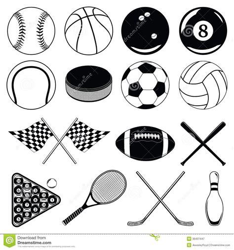 sports balls   items royalty  stock