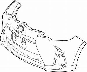 Toyota Prius Body Parts Catalog