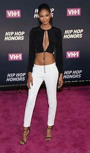 Chanel Iman - VH1 Hip Hop Honors 2016 au David Geffen Hall ...