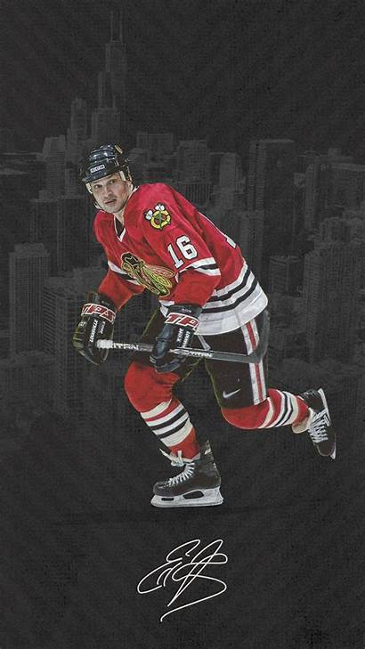 Blackhawks Wallpapers Nhl Chicago Snowman Olczyk Android