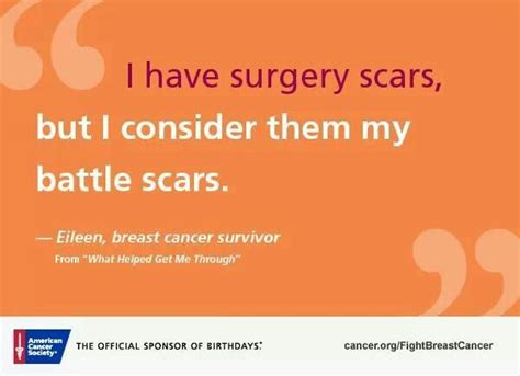 Surgery Scar Quotes