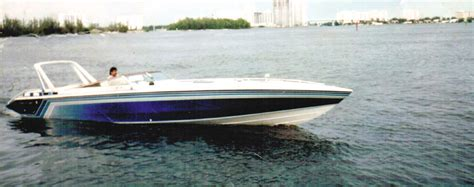 Miami Vice Boat To Cuba by Unlimited Boat Service Parts 32 Years Of History