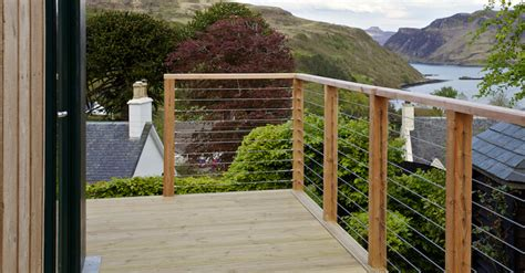 Surface Mount Balustrade Wire, Made To Measure   S3i Group