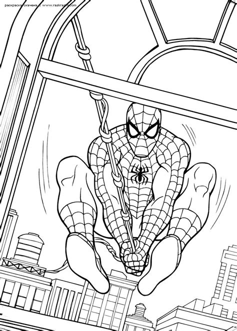 146 best superhero coloring pages images on pinterest