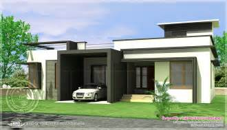 contemporary house plans single story august 2013 kerala home design and floor plans