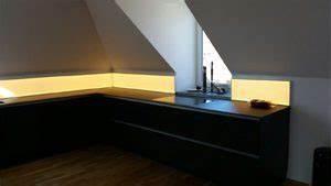 Unterschrank Beleuchtung Küche : lumitron led panel in k che led deckenbeleuchtung oder im boden ~ Markanthonyermac.com Haus und Dekorationen