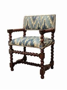 Chaise Louis Xiii : chaise bras d 39 poque louis xiii aux t tes d 39 anges ~ Melissatoandfro.com Idées de Décoration