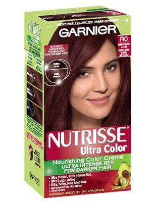violet burgundy boxed hair colors images