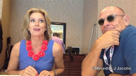 psych s kirsten nelson and corbin bernsen on chief vick s suspension and more at comic con 2013