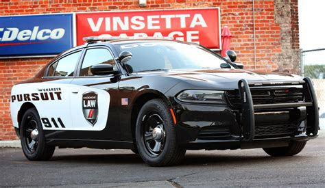 Dodge Charger Implements Ambush Detection On Police Cars