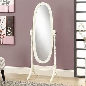Spiegel Oval Antik : 20 inspirationen antik wei oval spiegel ~ Frokenaadalensverden.com Haus und Dekorationen