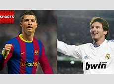 What If Ronaldo and Messi Swapped Teams – Soccer Cave