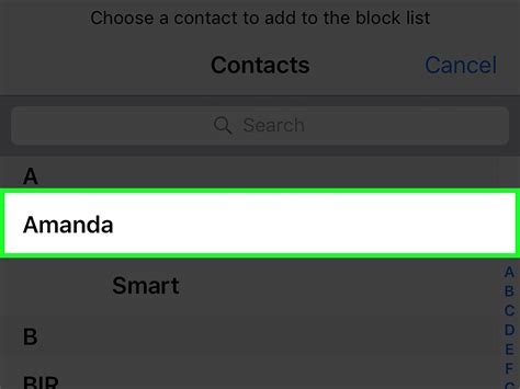 how to block a contact iphone how to block a contact on iphone 5 steps with pictures