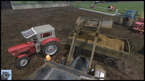 small antique ls ls 15 trailer v 2 2 auflieger mod f 252 r landwirtschafts 2328