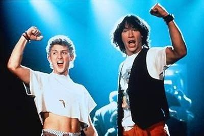 (un)paused Bill & Ted's Totally Awkward Reunion