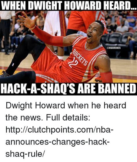 Dwight Howard Memes - 25 best memes about nba nba memes
