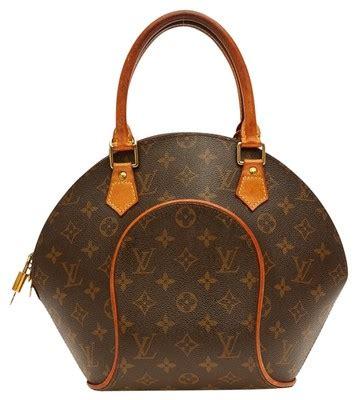 louis vuitton louis vuitton ellipse handbag monogram canvas pm brown   tradesy