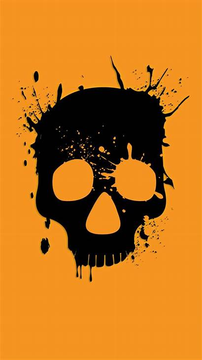 Skull Wasted Wallpapers Phone Iphone Android Mobile