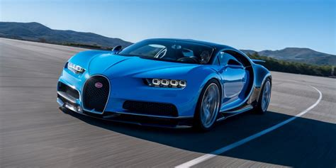 The World's Fastest Production Cars