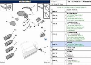 Pieces Detachees Carrosserie Peugeot 308 : forum peugeot 308 308cc 308rcz 308sw afficher le sujet r troviseur lectrique ne se ~ Melissatoandfro.com Idées de Décoration