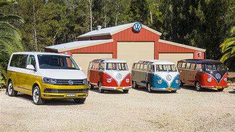 volkswagen kombi camper confirmed  australia car news